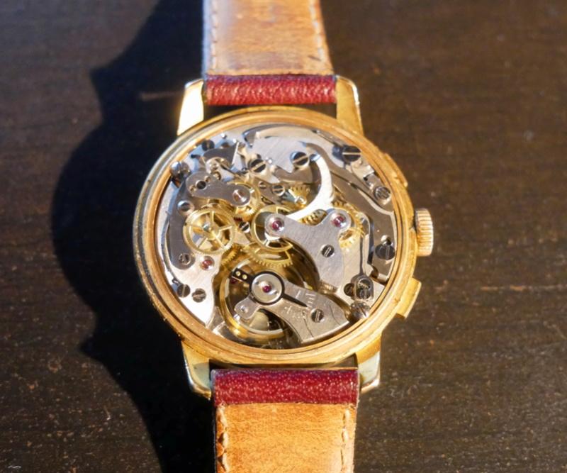 vulcain -  [Postez ICI les demandes d'IDENTIFICATION et RENSEIGNEMENTS de vos montres] - Page 42 P1010710
