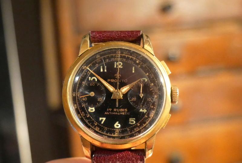 Jaeger -  [Postez ICI les demandes d'IDENTIFICATION et RENSEIGNEMENTS de vos montres] - Page 42 P1010711