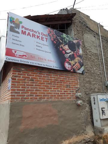 Pancho's Deli Market Pancho10
