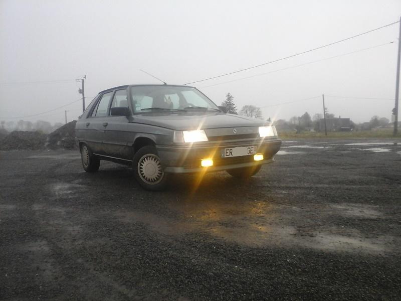 Renault 11 GTX de 1988 - Page 6 210