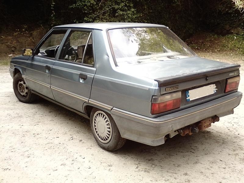 Renault 9 TL de 1987 - Page 9 414