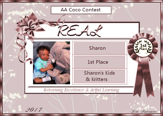 2017 AA Coco Class Contest Winner Logo ~ Sharon of Sharon's Kids & Kritters Aa_coc14
