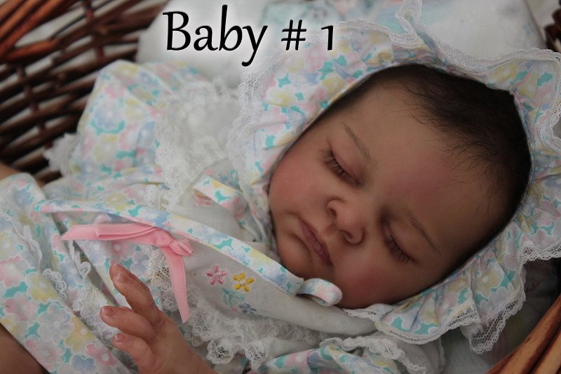 AOTM NOVEMBER 2017 CONTEST WINNER - Pia Allen Never Too Old Reborn Nursery! Baby_n10