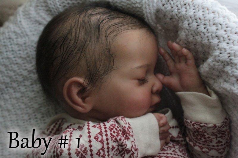 AOTM NOVEMBER 2017 CONTEST WINNER - Pia Allen Never Too Old Reborn Nursery! Baby_n12