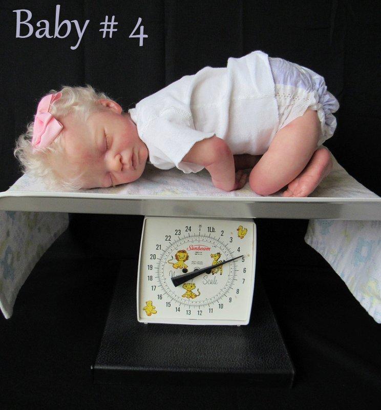 AOTM NOVEMBER 2017 CONTEST WINNER - Pia Allen Never Too Old Reborn Nursery! Baby_n16