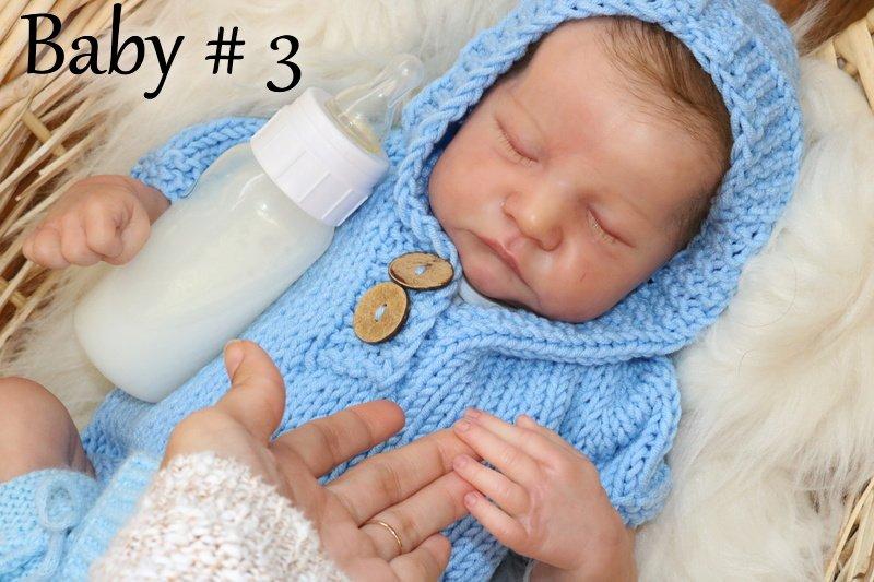 AOTM NOVEMBER 2017 CONTEST WINNER - Pia Allen Never Too Old Reborn Nursery! Baby_n19
