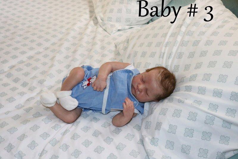 AOTM NOVEMBER 2017 CONTEST WINNER - Pia Allen Never Too Old Reborn Nursery! Baby_n21