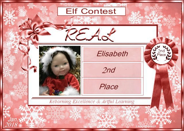 2018 Elf Contest - 2nd Place Winner Elisabeth Elf_cl11