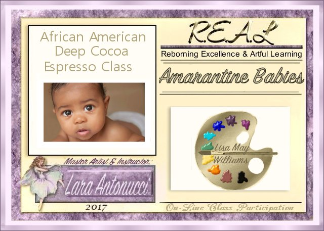 ~~~~~~R.E.A.L. On-Line Class Logos (Updated 10/22/2018)~~~~~~ Lisa_c10