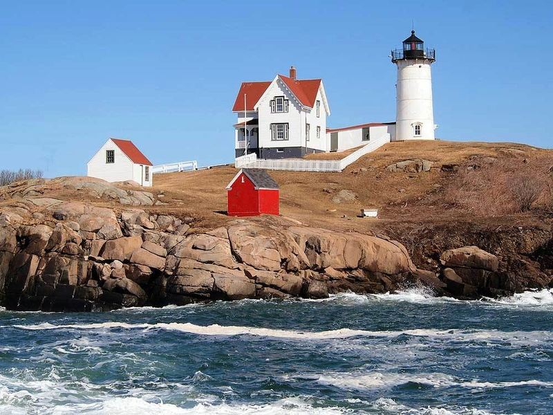 Gone for the weekend! Nubble10