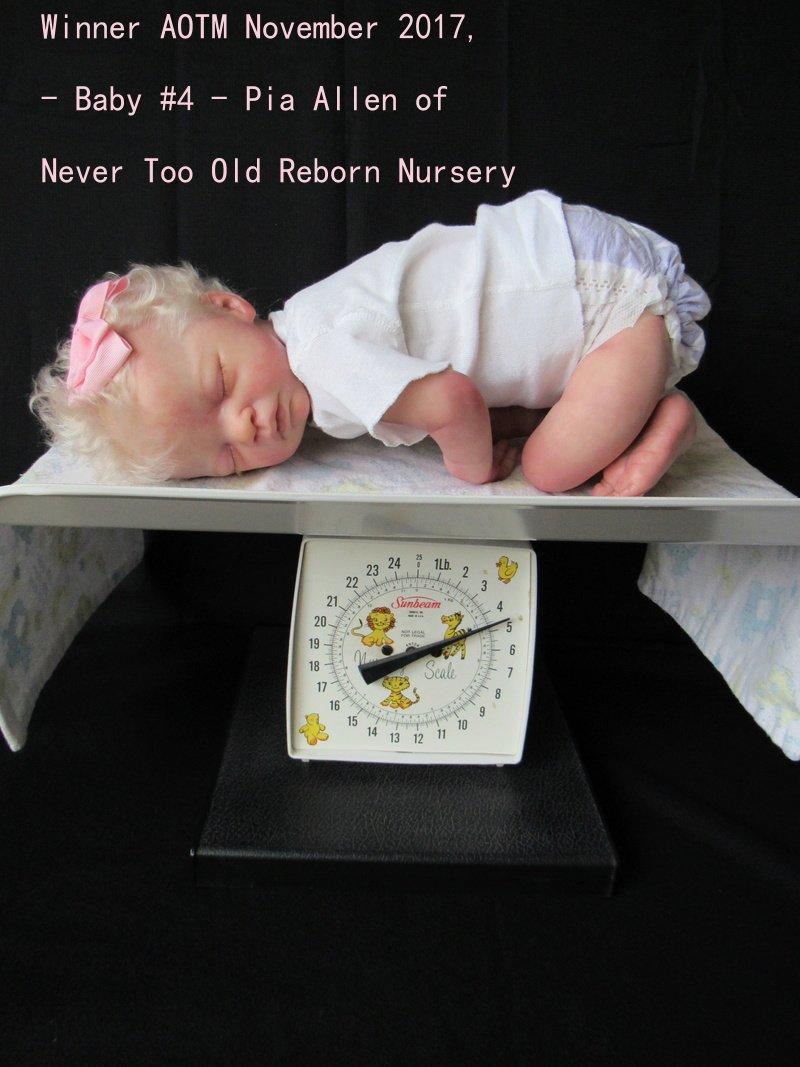 AOTM NOVEMBER 2017 CONTEST WINNER - Pia Allen Never Too Old Reborn Nursery! Pia_ao10