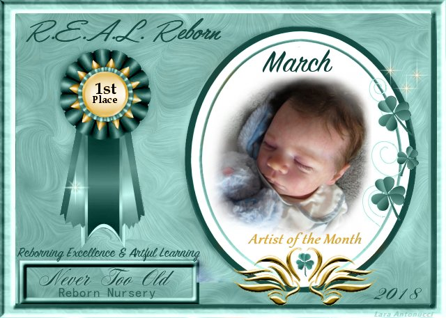 2018 AOTM MARCH Contest Winner Logo ~ Pia of Never Too Old Nursery Winner12