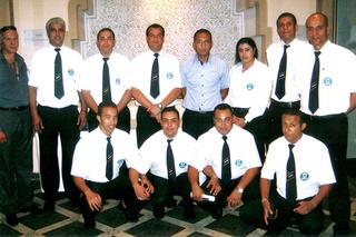 شركة ATHENA SURVEILLANCE توظيف 16 حارس امن و 04 رؤساء فرق براتب ابتدءا من 2750 درهم بفندق في مراكش Athena11