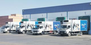 شركة سنطرال دانون Centrale Danone : توظيف 45 سائق شاحنة بالرباط و النواحي Centra10