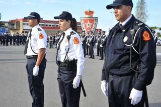 المديرية العامة للأمن الوطني : مباريات توظيف 6970 شرطيا في صفوف الأمن الوطني من مختلف الدرجات آخر أجل 26 مارس 2018 Concou98