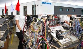مصنع ديلفي مكناس DELPHI MEKNES توظيف 900 عامل ابتدءا من مستوى اعدادي الى شهادة البكالوريا Delphi10