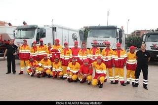 شركة النظافة ديريشبورك DERICHEBOURG MAROC : توظيف 20 عامل نظافة بمدينة الدارالبيضاء Derich10