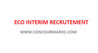 شركة ECO INTERIM بورزازات توظيف 05 تقنيين في الكهرباء و 10 مساعدين كهربائين  Eco_in10