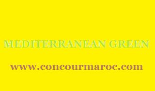شركة MEDITERRANEAN GREEN : توظيف 11 منصب في عدة وظائف بالرباط اكدال Medite10