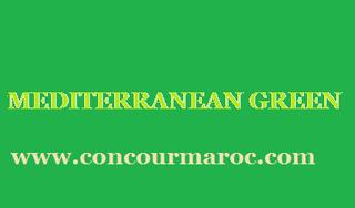 شركة التجارة و التسويق MEDITERRANEAN GREEN : اعلان تشغيل 47 منصب في عدة وظائف بالرباط اكدال Medite11