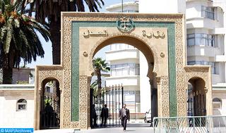 وزارة العدل : نتائج الانتقاء الأولي للمترشحين المقبولين لاجتياز الاختبارات الكتابية لمباراة توظيف ملحق قضائي سلم 10 (140 منصب)  Minist15