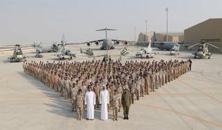القوات الجوية الأميرية القطرية : توظيف تقنيين من المغرب في صيانة المعدات الارضية التي تستخدم داخل المطارات اخر اجل 11 دجنبر 2017 Oiu_ou10