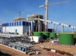 شركة بناء اجنبية بالاسفي توظيف 40 منصب عمال اشغال بناء المحطة الحرارية  Recrut19