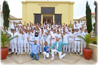 نادي فندق ROBINSON CLUB : تكوين و توظيف 25 مرشح في مجال خدمات المطعم بعقود تشغيل دائمة بمدينة اكادير  Robins10