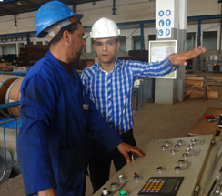 شركة في مجال صناعة مواد البناء وصناعة المعادن : توظيف 09 تقنيين متخصصين بالجديدة Ssd-ca10
