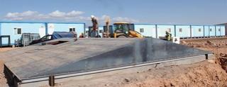 شركة في مجال الاشغال و البناء توظيف 04 عمال بناء و 04 عمال بعدة مدن Valeur10