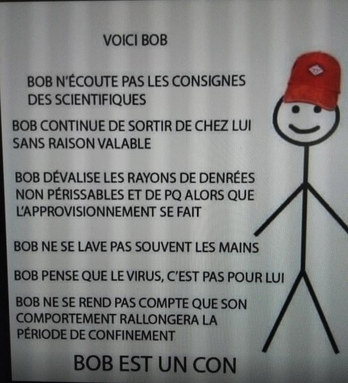Bob, faut vraiment arrêter  Bob10