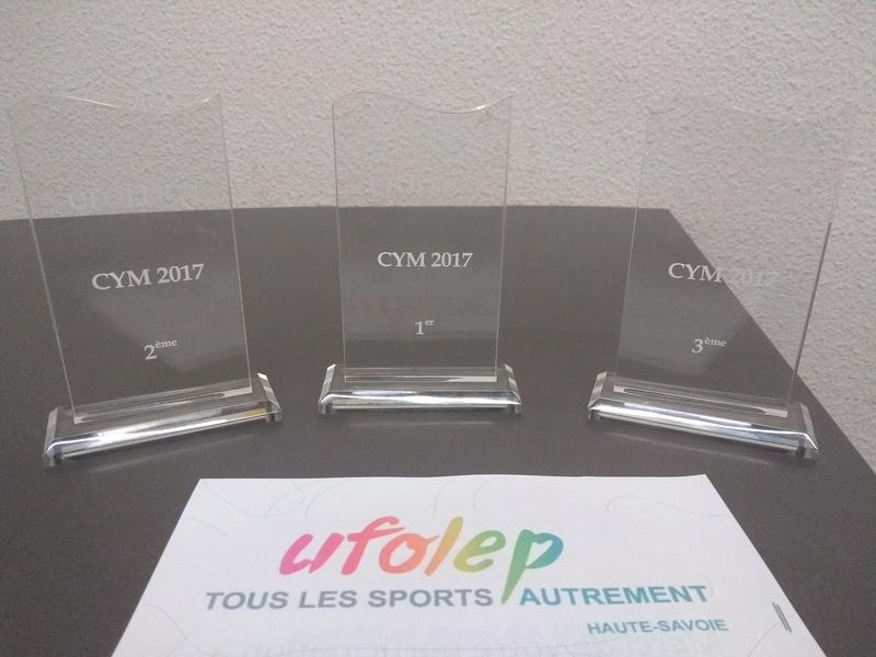 "Remise trophées ""CYM"" 2017 Trophy10"
