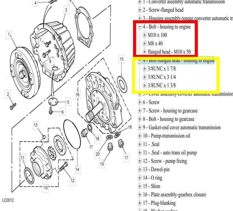 Vis de fixation boite/moteur Image70
