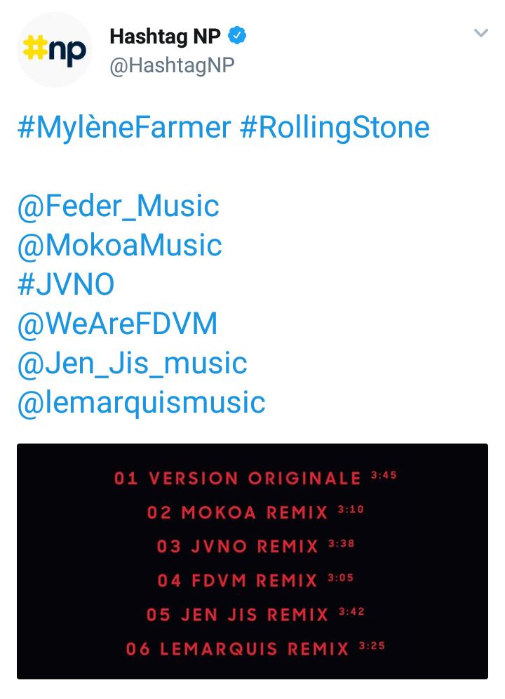 [Rolling Stone] Les remixes  20180310