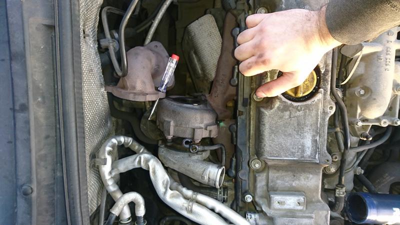 Démontage de turbo pour les débutants  Dsc_0010