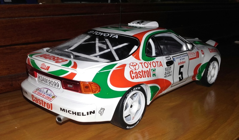 Celica GT4 ST185 Rallye Tour de Corse 1994 20180134