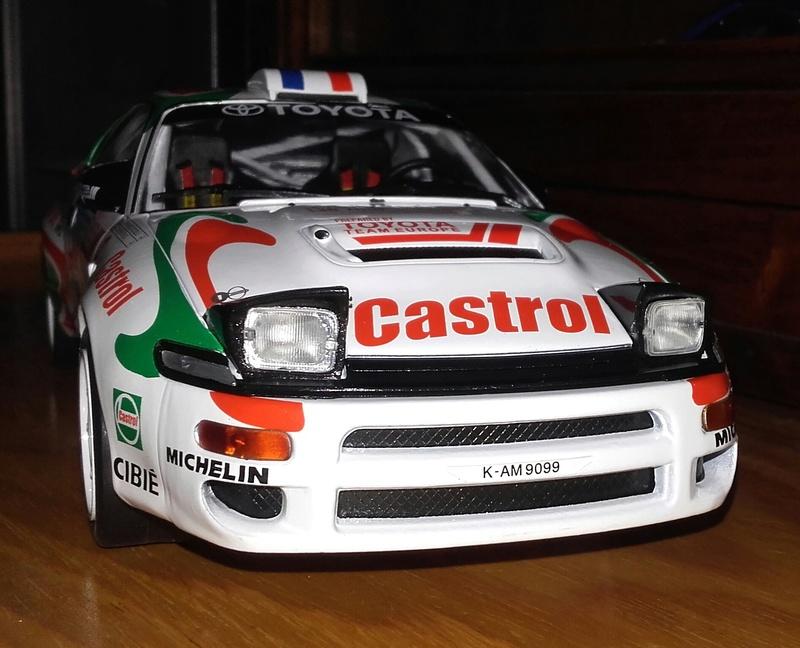 Celica GT4 ST185 Rallye Tour de Corse 1994 20180135