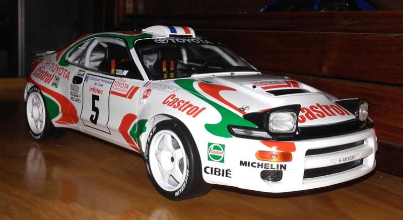 Celica GT4 ST185 Rallye Tour de Corse 1994 20180136