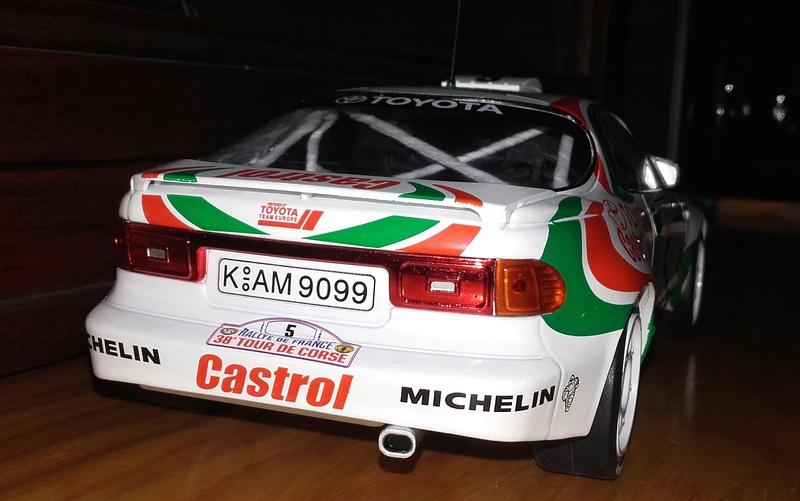 Celica GT4 ST185 Rallye Tour de Corse 1994 20180137