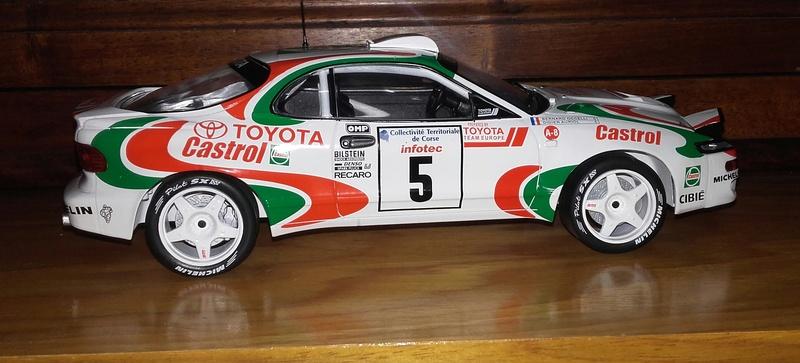 Celica GT4 ST185 Rallye Tour de Corse 1994 20180138