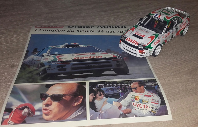 Celica GT4 ST185 Rallye Tour de Corse 1994 20180140
