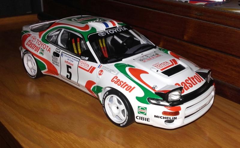 Celica GT4 ST185 Rallye Tour de Corse 1994 20180142