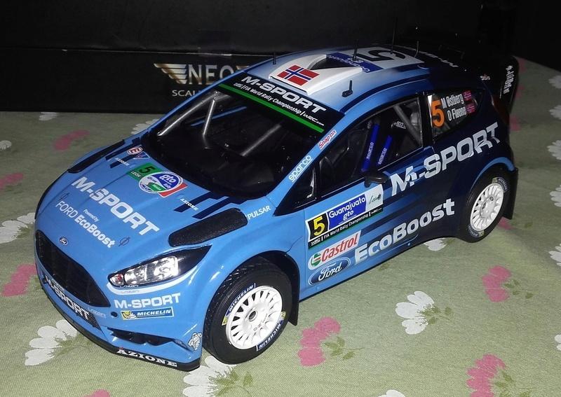 Fiesta WRC Rallye du Mexique 2016 Big-6914