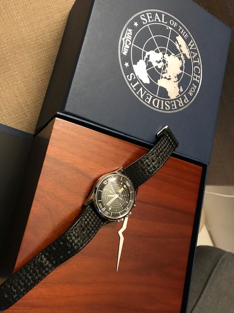 [vends] Vulcain Nautical Heritage 1961 exemplaires Img_8111