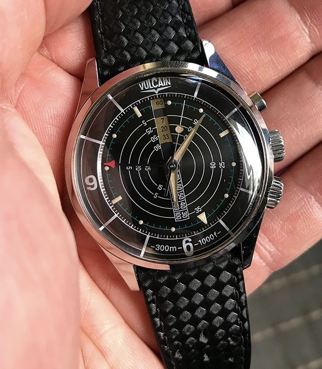 [vends] Vulcain Nautical Heritage 1961 exemplaires Img_8114