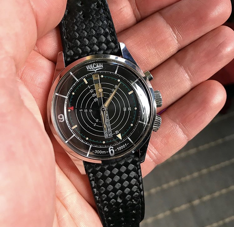 [vends] Vulcain Nautical Heritage 1961 exemplaires Img_8116