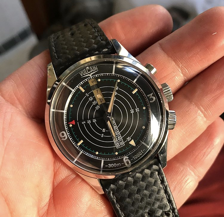 [vends] Vulcain Nautical Heritage 1961 exemplaires Img_8117