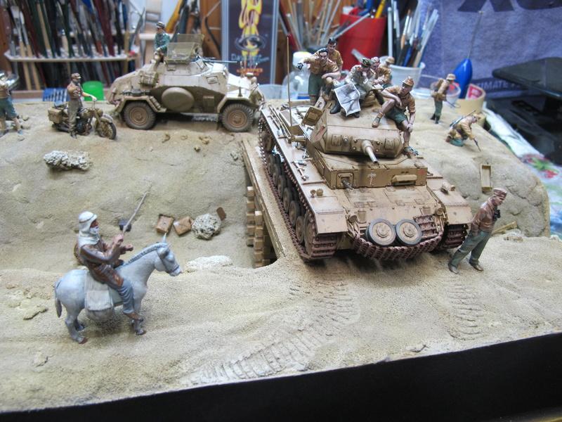 """Rommel-The road to Al Almein (Marini Claudio )""""TERMINATO"""" - Pagina 5 Img_9444"""