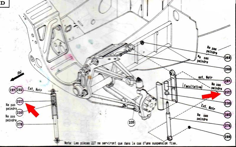 Citroën Traction 15-6 au 1/8° - Page 2 Amorti10