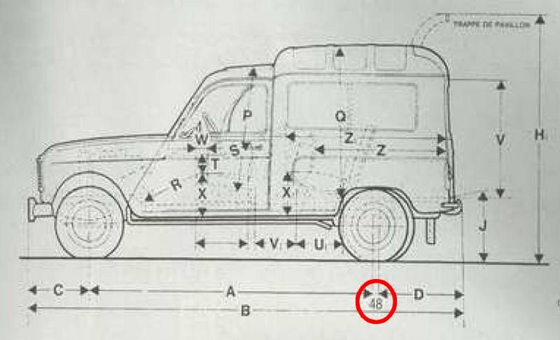 """[1/24] Renault 4L """"TL"""" ref: 80759 Empatt10"""